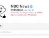 NBC's Twiiter Account, Hacked by Script Kiddies