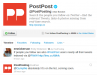 Set Your Twitter Search Right with PostPo.st