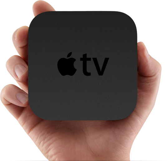 new 2010 apple tv 2
