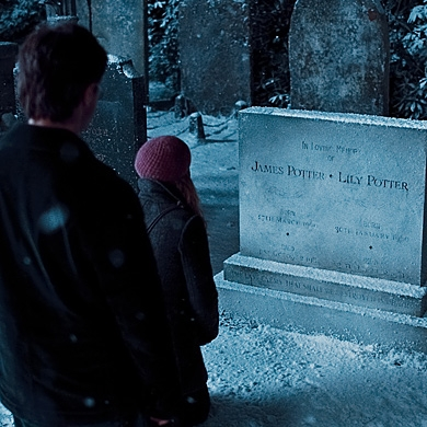 James and Lily Potter's epitaph