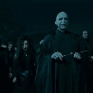 Ralph Fiennes and the Death Eaters