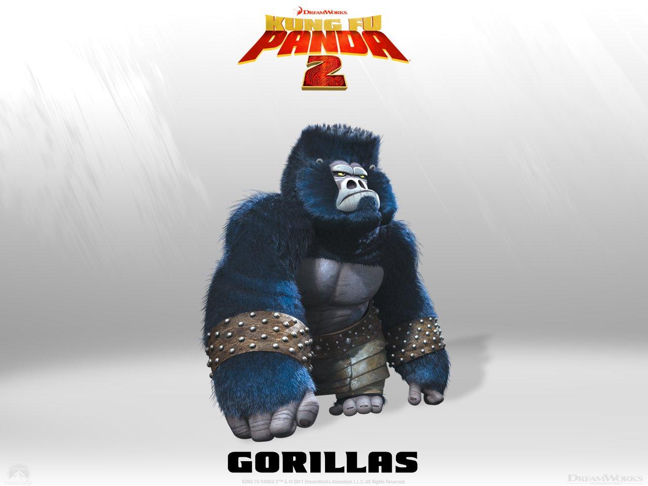 Kung Fu Panda 2 New Characters (1)