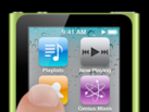 ipod nano multi touch