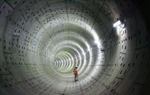 tunnel boring machine nasa - photo #2