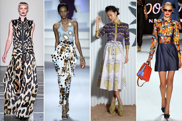 Top Fashion Trends for Spring-Summer 2011