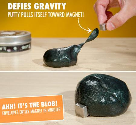 Magnetic Silly Putty Diy Diy Magnetic Silly Putty it