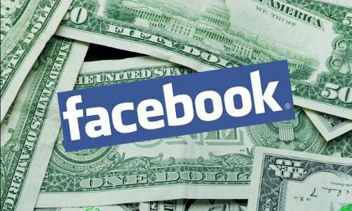 facebook revenue source