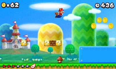 New Super Mario Bros. 2 Coming to 3DSes in August